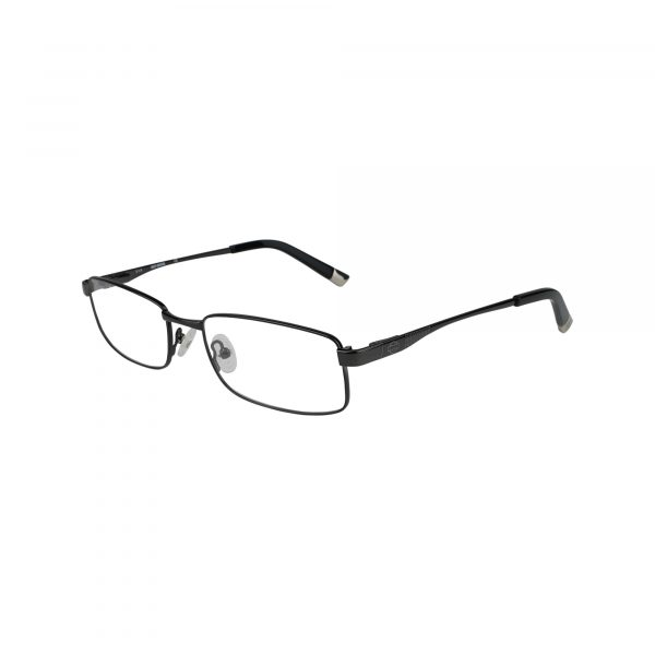 423 Gunmetal Glasses - Side View