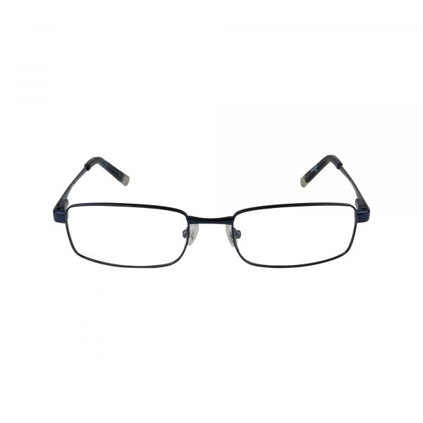 423 Blue Glasses - Front View
