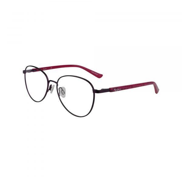 PJ1297 Purple Glasses - Side View