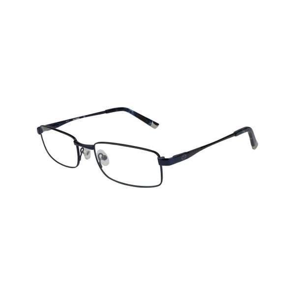 423 Blue Glasses - Side View