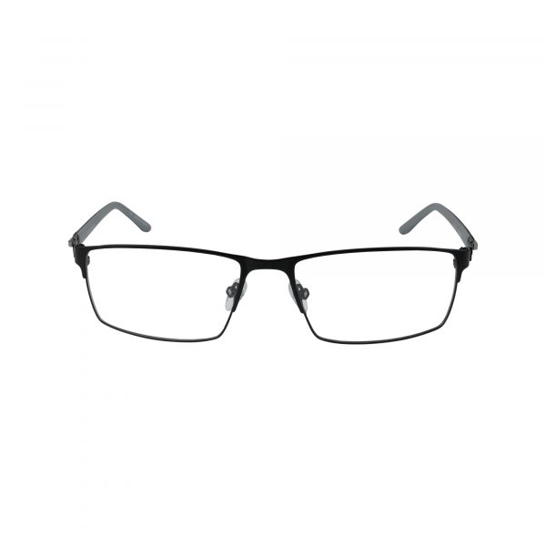 Burbank Black Glasses - Front View