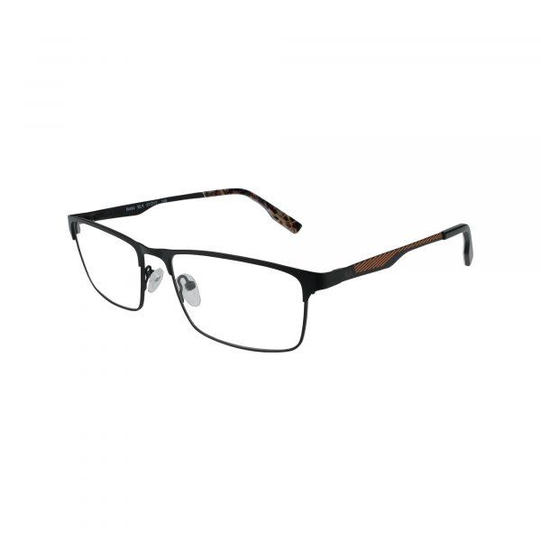 R494 Black Glasses - Side View