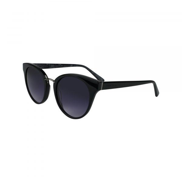 Petite ATP912 Black Glasses - Side View