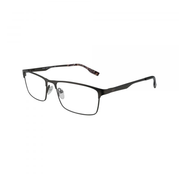 R494 Gunmetal Glasses - Side View