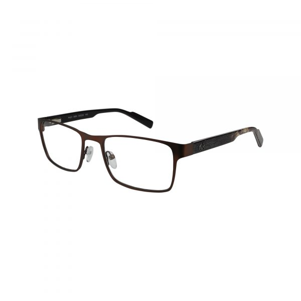 R421 Brown Glasses - Side View