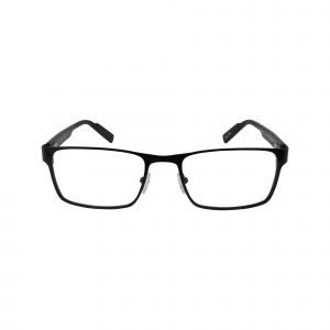 R421 Black Glasses - Front View
