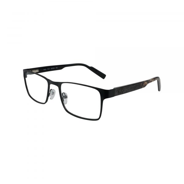 R421 Black Glasses - Side View