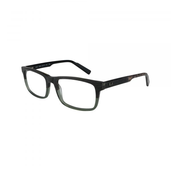 R431 Green Glasses - Side View