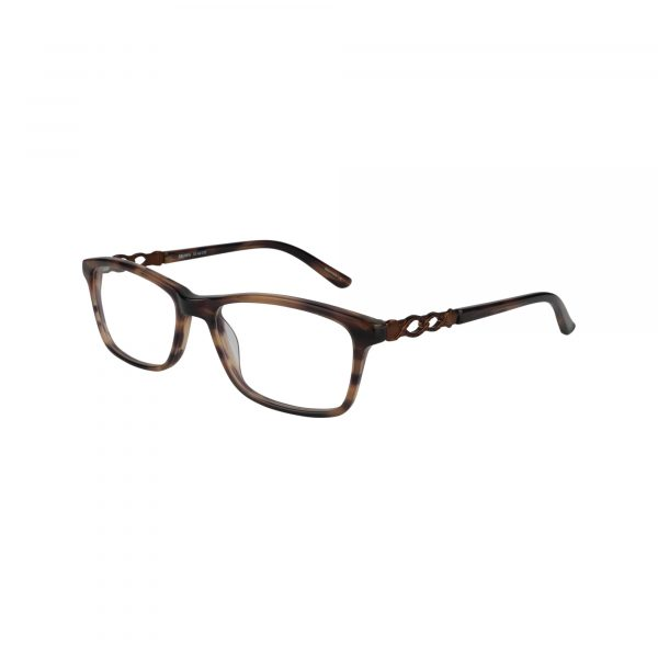 463 Brown Glasses - Side View