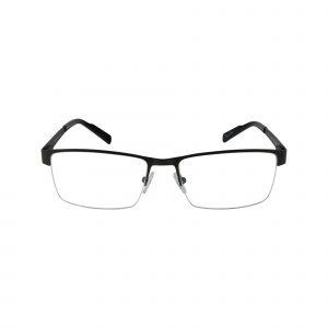 R719 Gunmetal Glasses - Front View