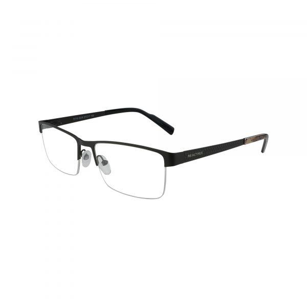 R719 Gunmetal Glasses - Side View