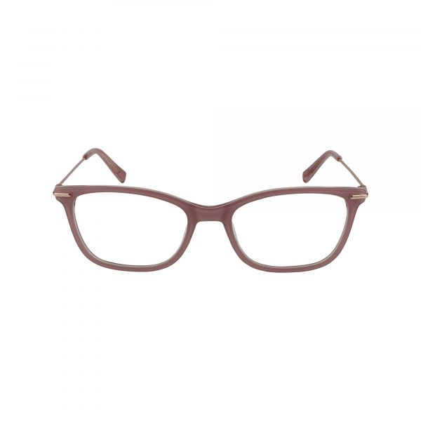 J241 Pink Glasses - Front View