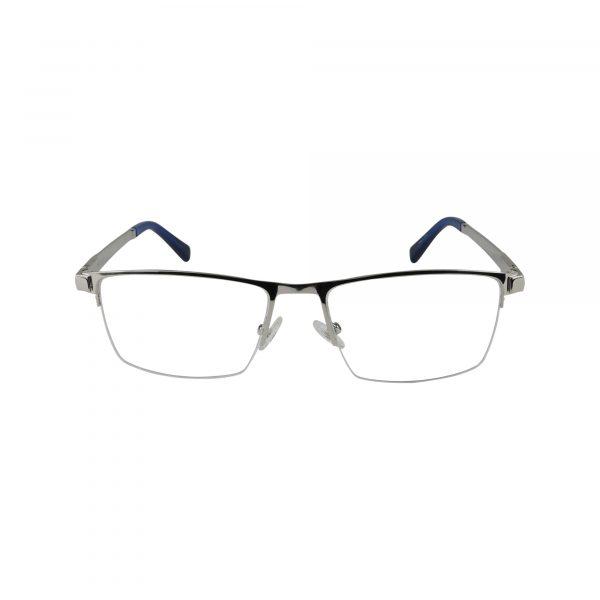 787 Gunmetal Glasses - Front View