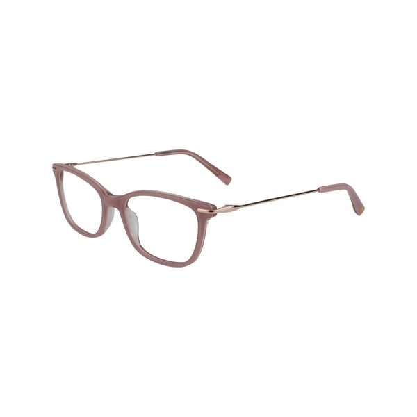 J241 Pink Glasses - Side View