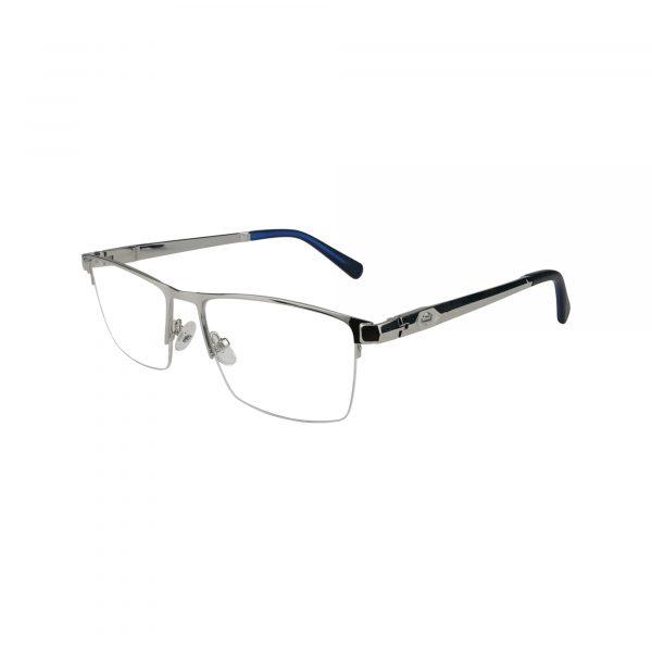 787 Gunmetal Glasses - Side View