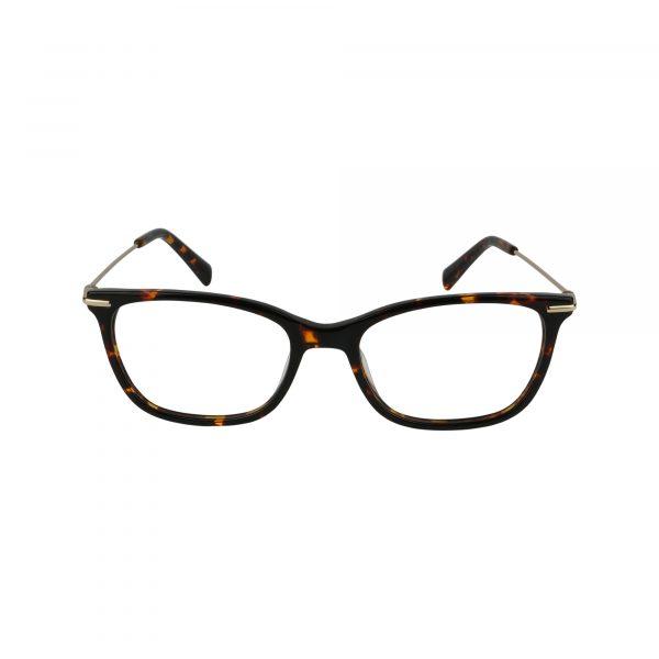 J241 Tortoise Glasses - Front View