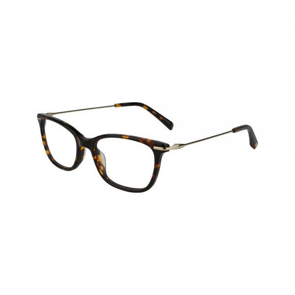 J241 Tortoise Glasses - Side View