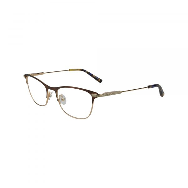 J151 Brown Glasses - Side View