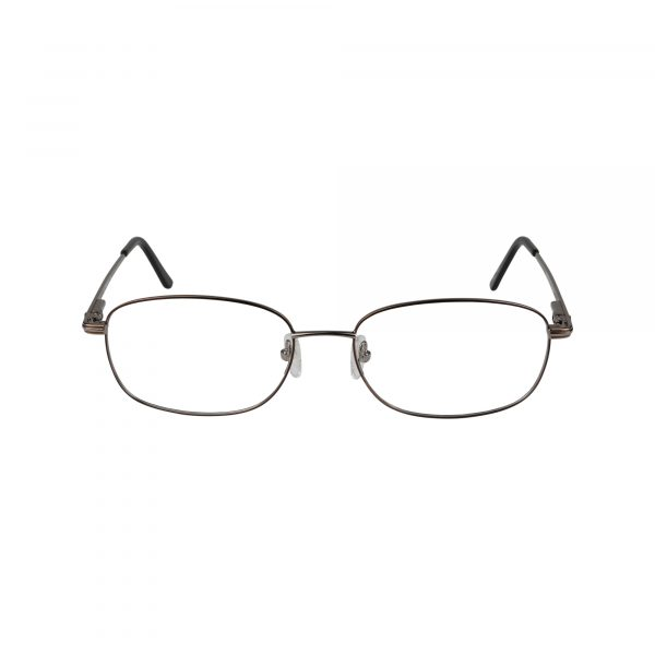 Lane Brown Glasses - Front View