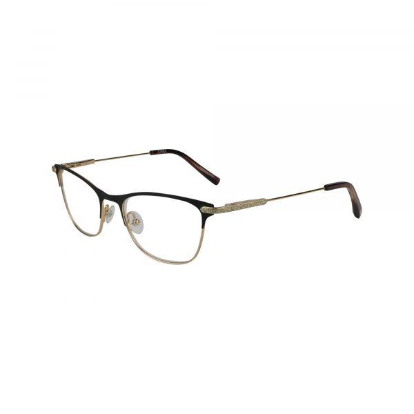 J151 Black Glasses - Side View