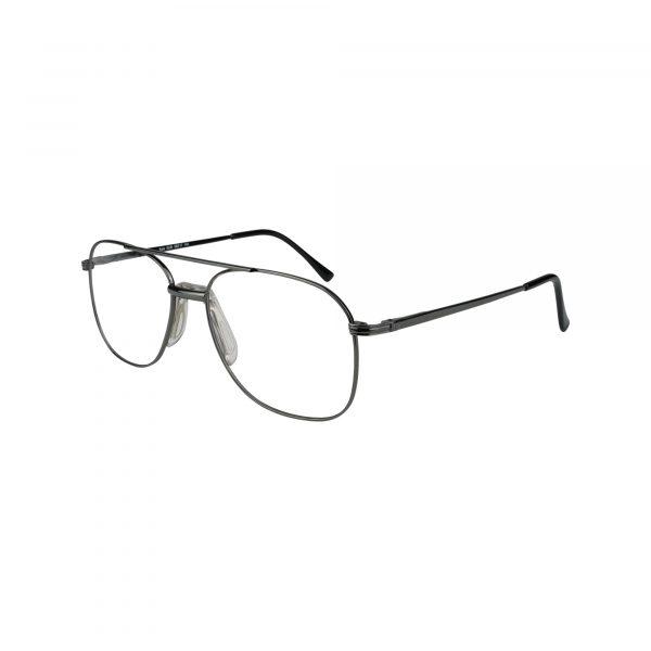 Kyle Gunmetal Glasses - Side View