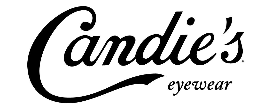 Candies glasses logo