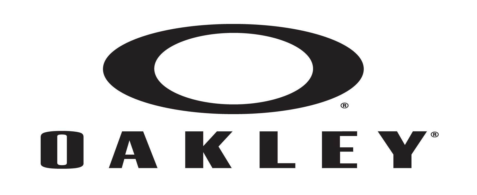 Oakley glasses logo