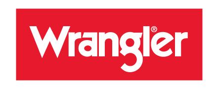 Wrangler glasses logo