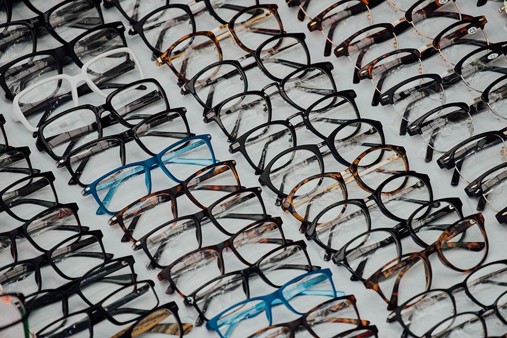 World Sight Day donation