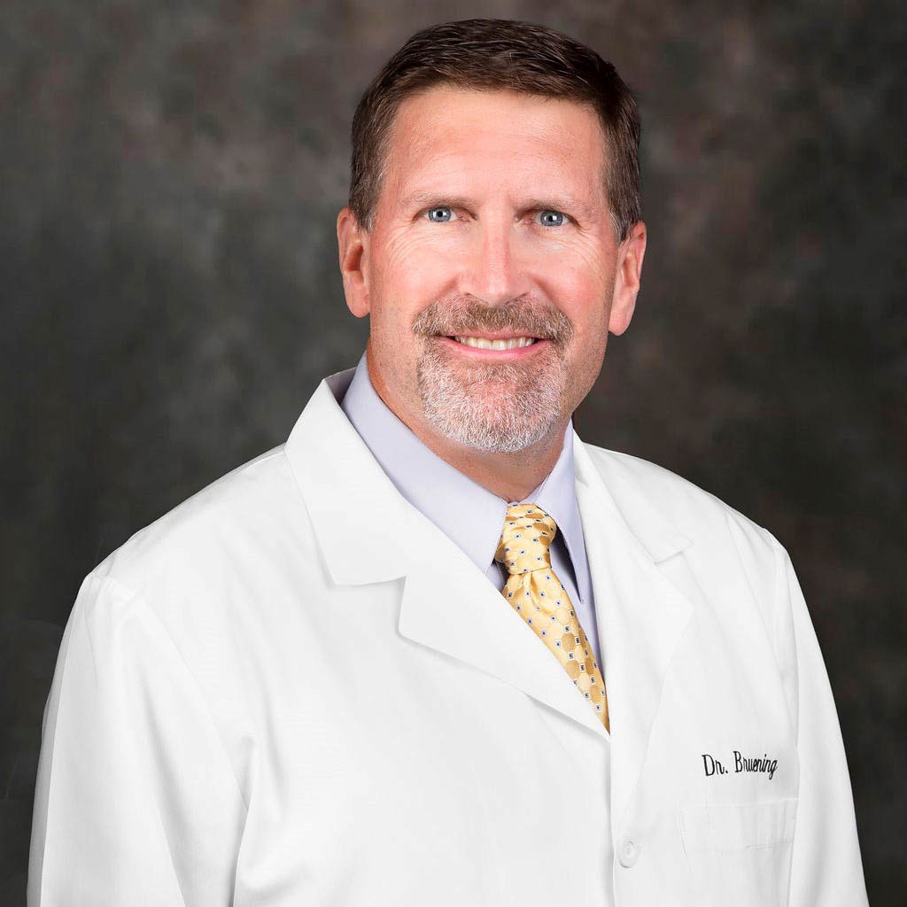 Dr. Gregory Bruening- Shopko Optical optometrist