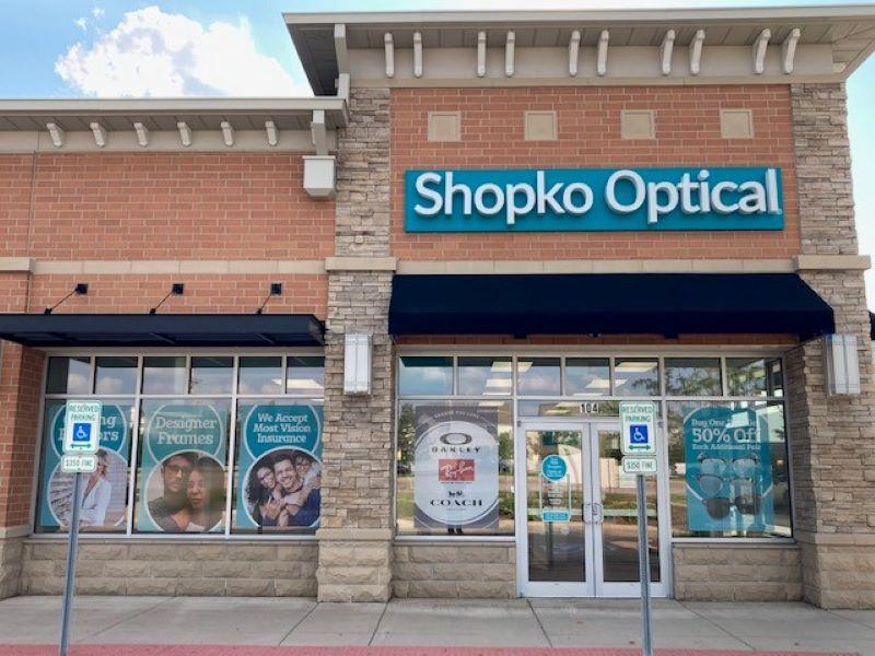 storefront 223 - Elgin Shopko Optical