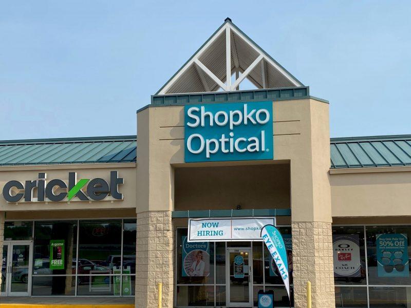 storefront 224 - Green Bay West Shopko Optical