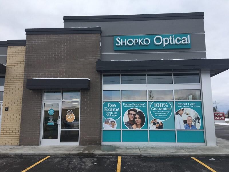 storefront 033 - Menasha Shopko Optical