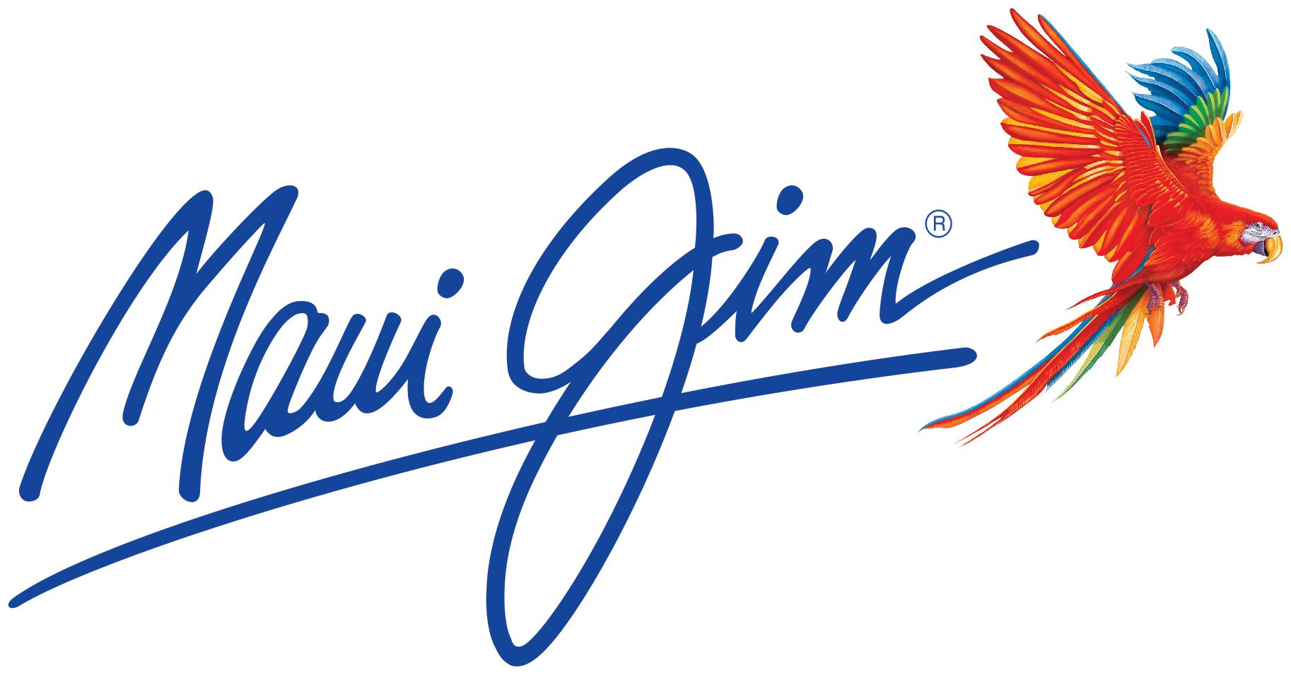 Maui Jim blue logo