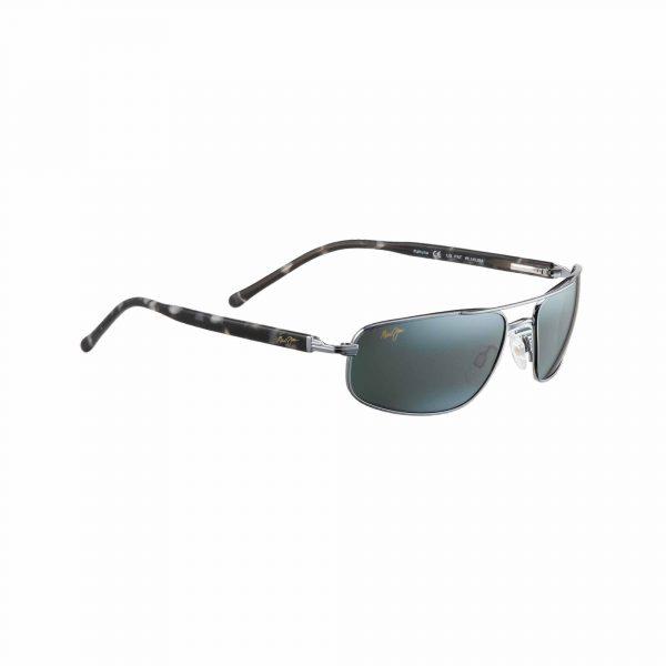 Kahuna Maui Jim Sunglasses Tortoise Shell - Side View
