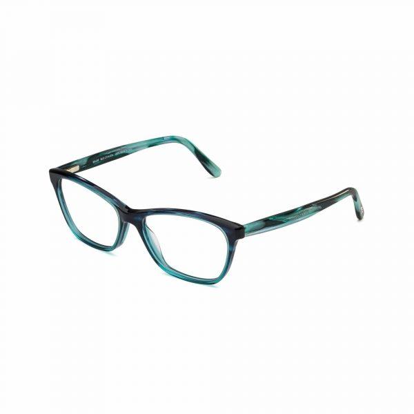 Blue Tortoise Shell Maui Jim Glasses - Side View