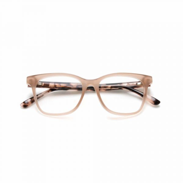Tan Crystal and Tortoise Shell Maui Jim Glasses - Front View