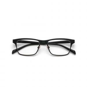 Black Maui Jim Eyeglasses - Front View