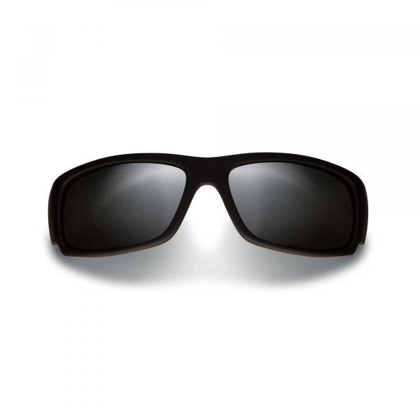 World Cup Maui Jim Sunglasses Black - Front View