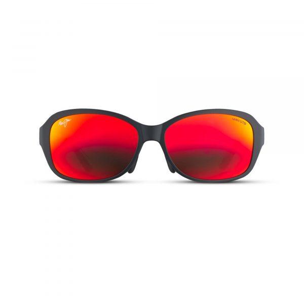 Koki Beach Maui Jim Sunglasses Red Lenses - Front View