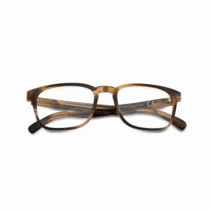 Brown Maui Jim Eyeglasses - Front View
