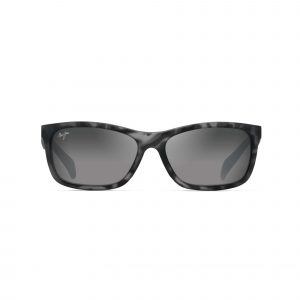 Puhi Maui Jim Sunglasses Tortoise - Front View