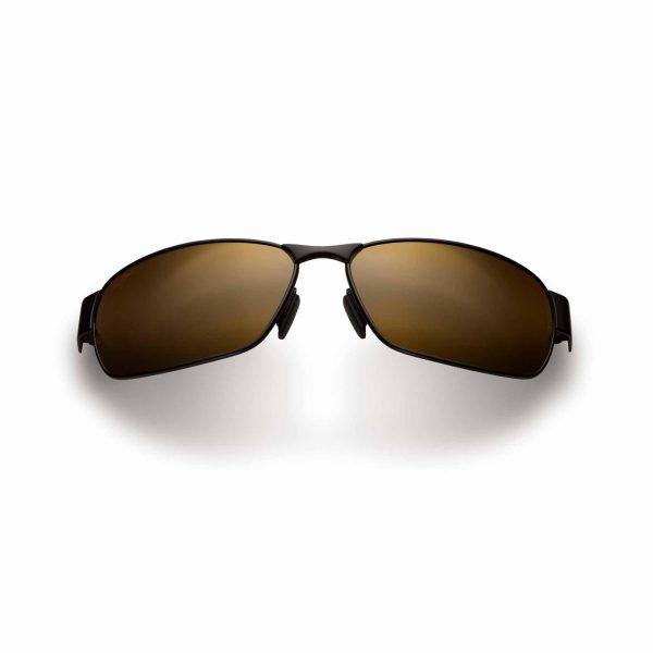 Black Coral Maui Jim Sunglasses - Front View