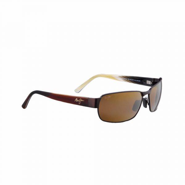 Black Coral Maui Jim Sunglasses - Side View