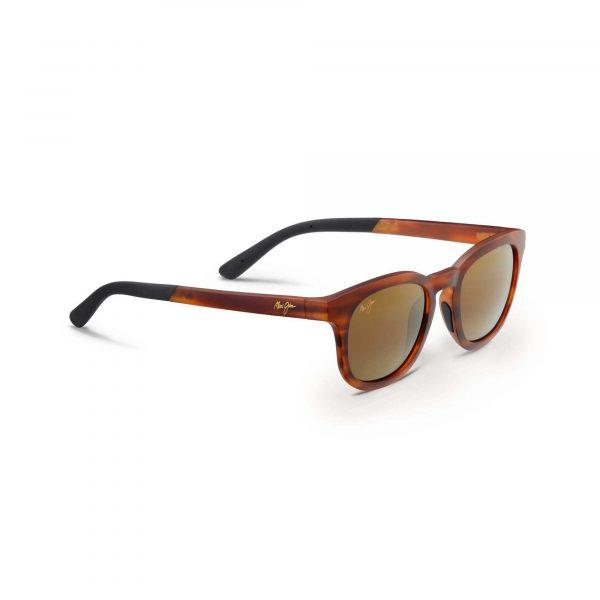 Koko Head Maui Jim Sunglasses Tortoise Shell - Side View