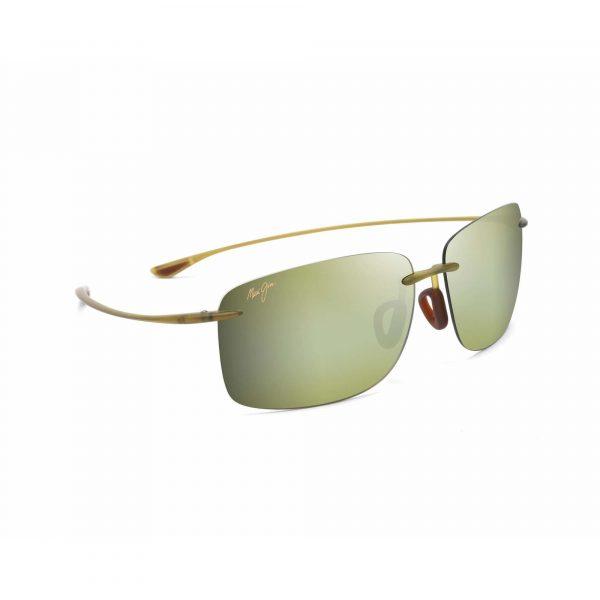 Hema Maui Jim Sunglasses Olive - Side View