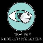 progressive contact lens graphic