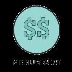 medium price graphic