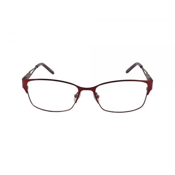 Bulova Red Taylor - Eyeglasses - Front