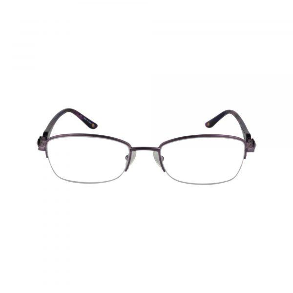 Bulova Purple Avignon - Eyeglasses - Front